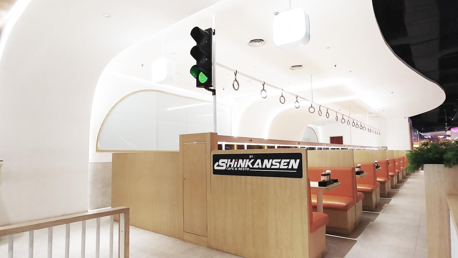 Shinkansen Cafe